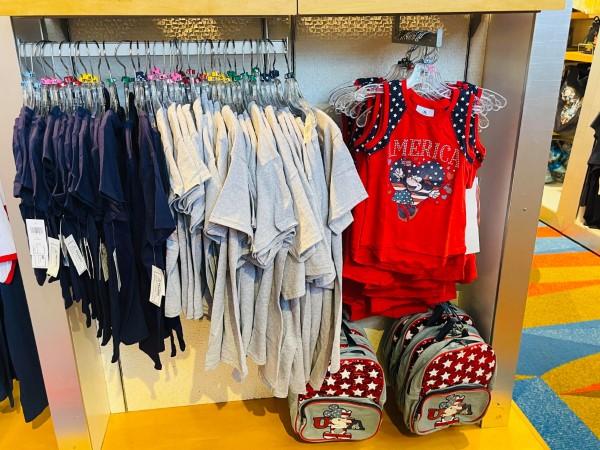 patriotic mickey and minnie gear