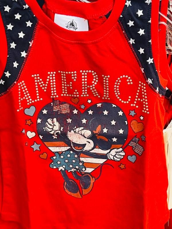 patriotic minnie