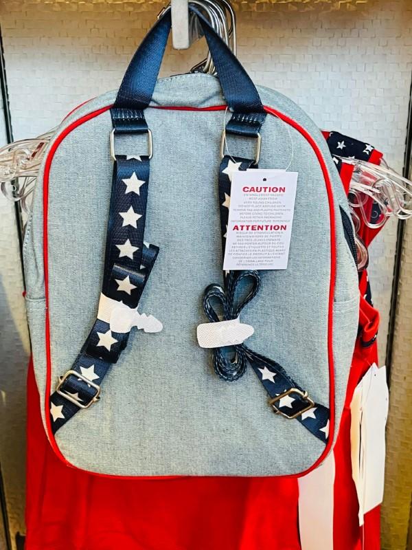 american backpack