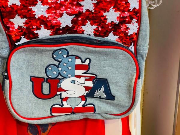 patriotic bookbag