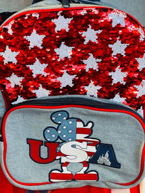 girls patriotic mickey