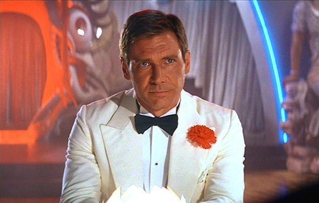 Harrison Ford, Indiana Jones, Temple of Doom