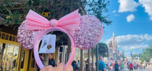 BaubleBar Pink Ears