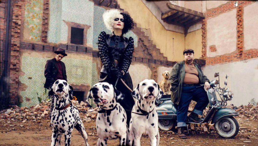 Cruella, Dalmatians
