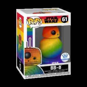 BB8 Pride Funko