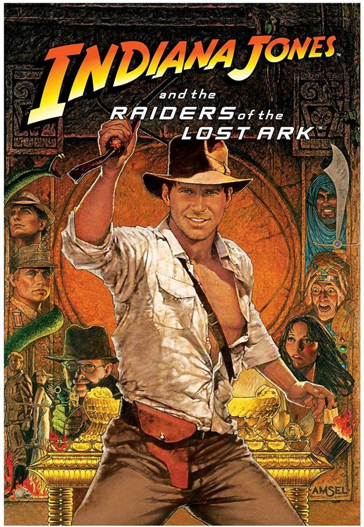 Raiders of the Lost Ark, Lucasfilm, Indiana Jones