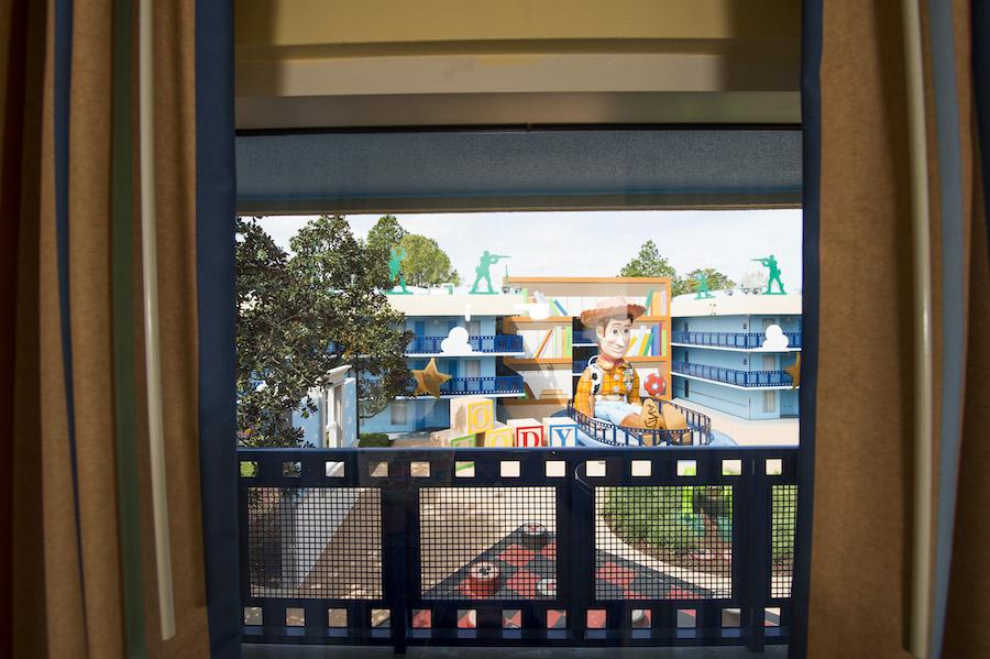 Disney's All-Star Movies Resort rooms