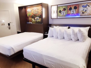 All Star Movies bed