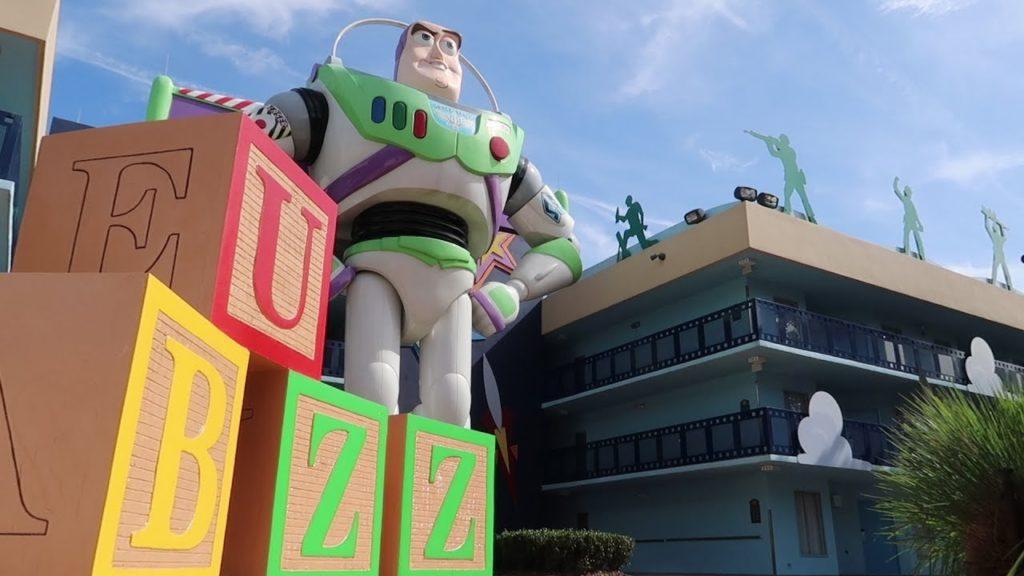 Buzz Lightyear, All Star Movies