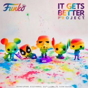 Pride Funko