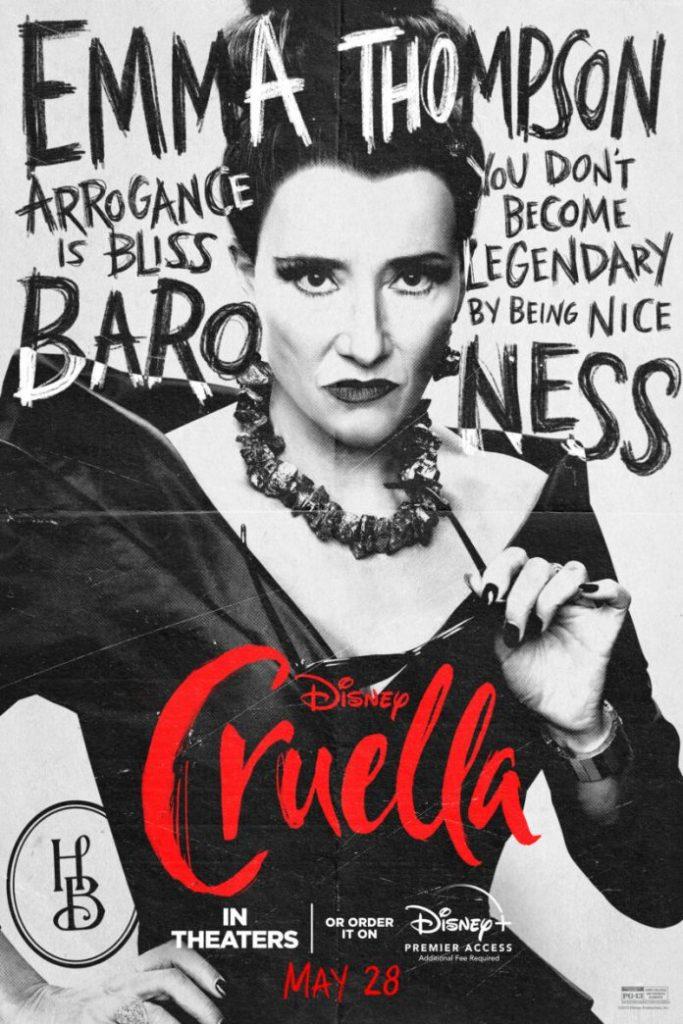 Emma Thompson Cruella