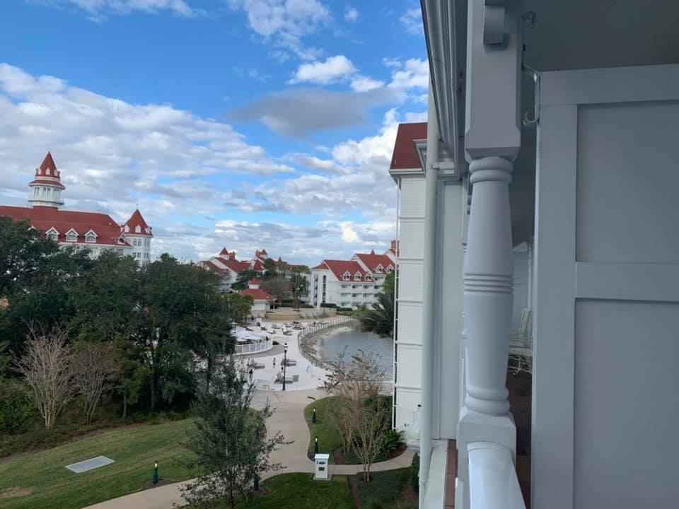 Grand Floridian Villa