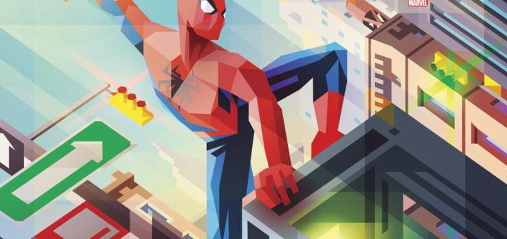 Liam Brazier Spiderman