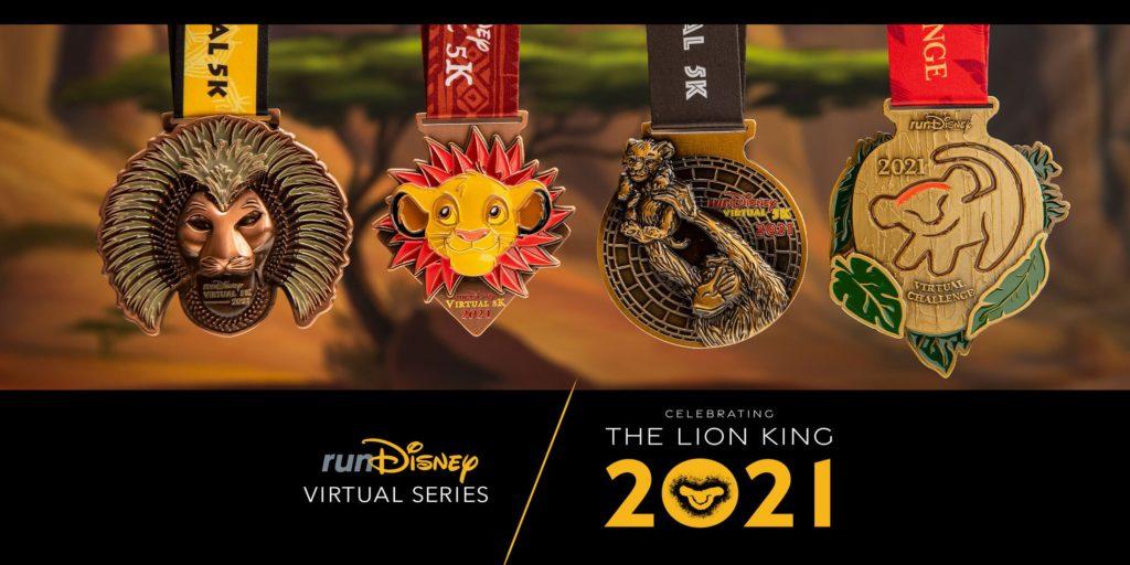 Lion King virtual