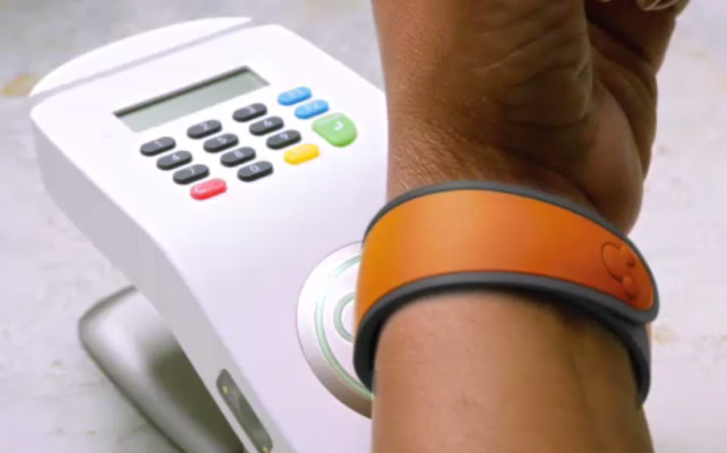 MagicBand Payment