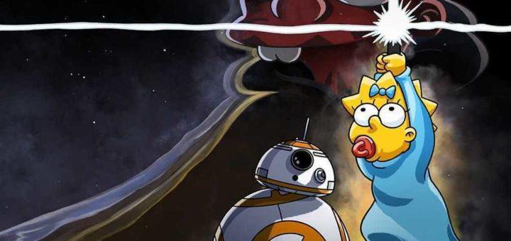 Simpsons, Star Wars