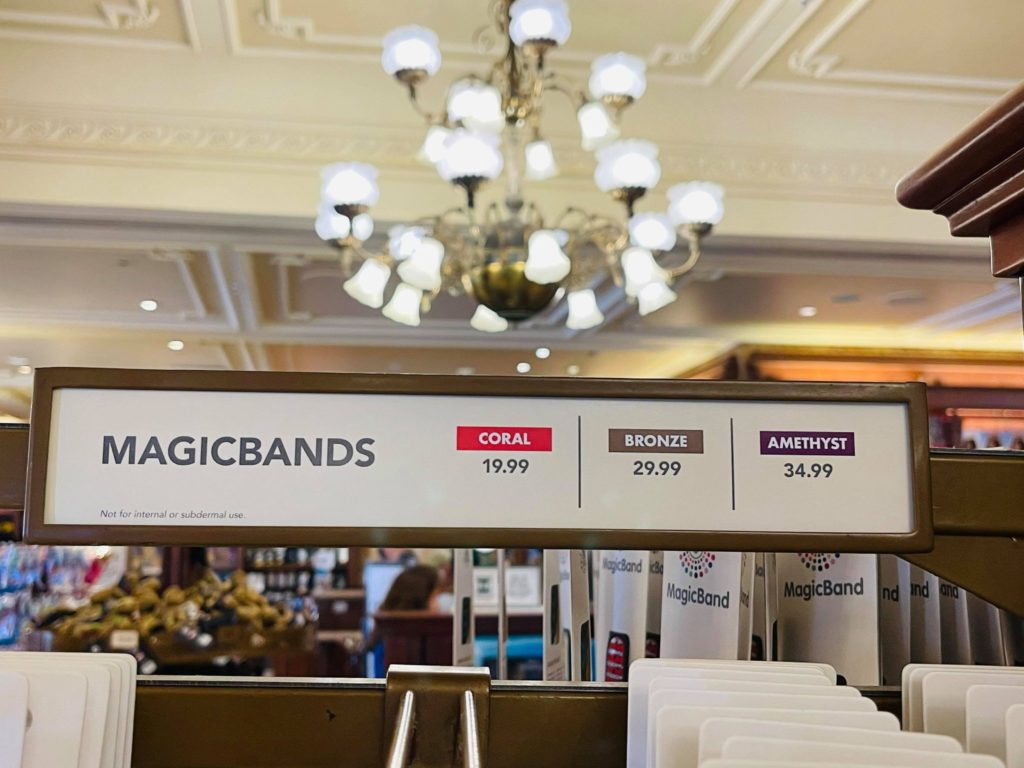MagicBand Prices