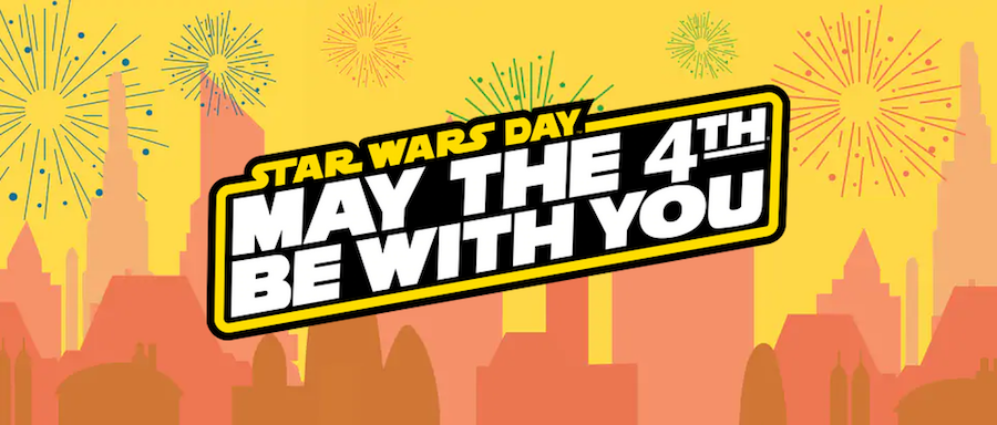 May The 4th, Star Wars Day