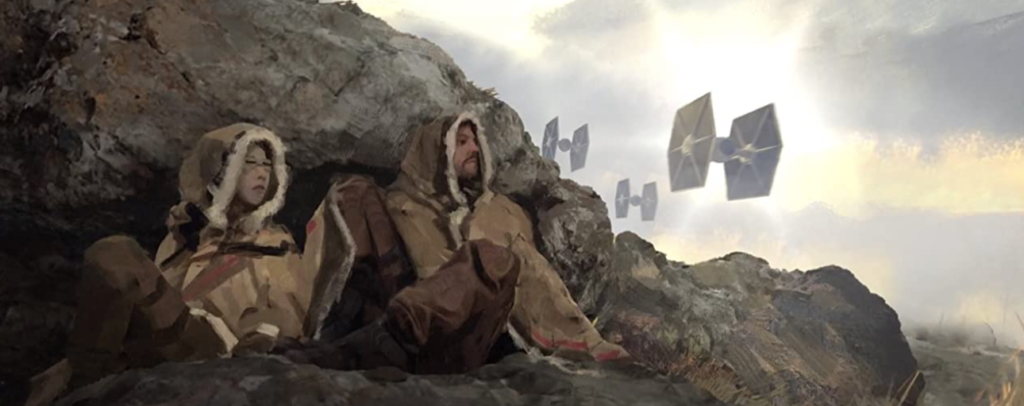 Andor, Star Wars, Diego Luna