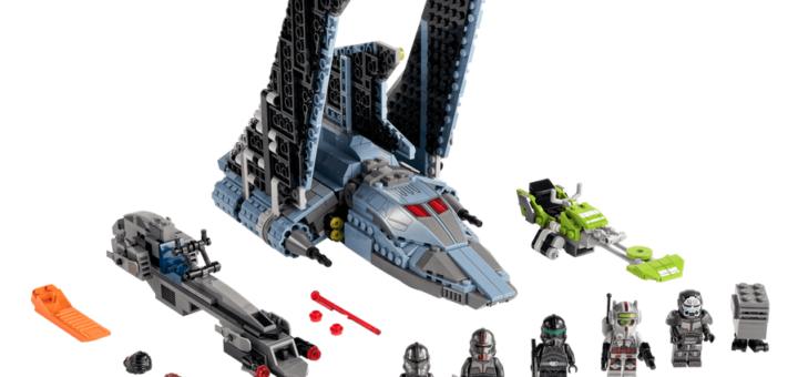 Star Wars, Lego, Bad Batch