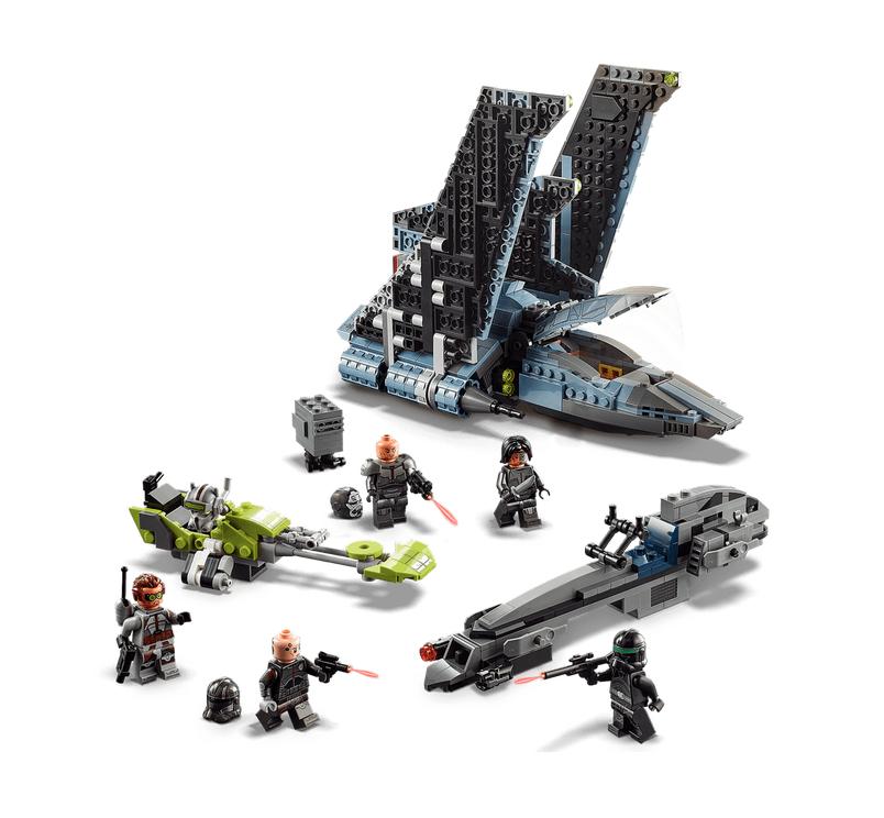 Star Wars, Bad Batch, LEGO