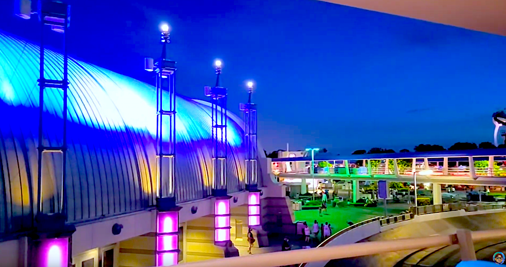 PeopleMover, Tomorrowland