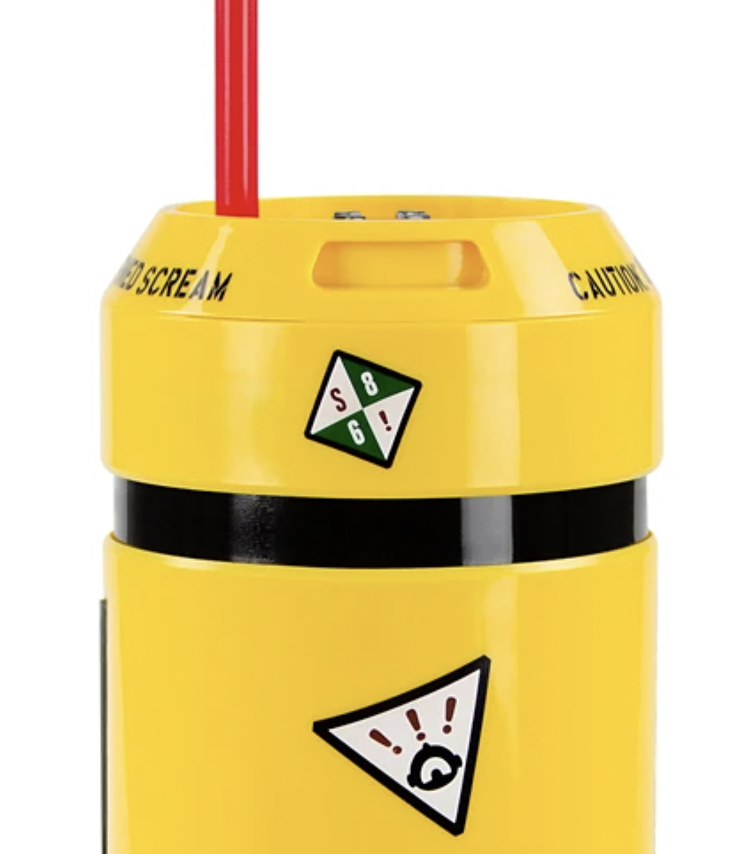 Monsters Inc Scream Canister