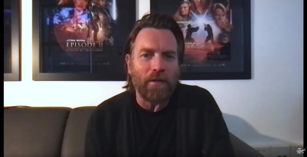 Obi-Wan Kenobi, Kenobi, Ewan McGregor