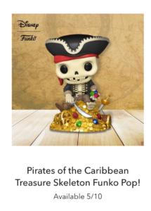 Pirates Funko