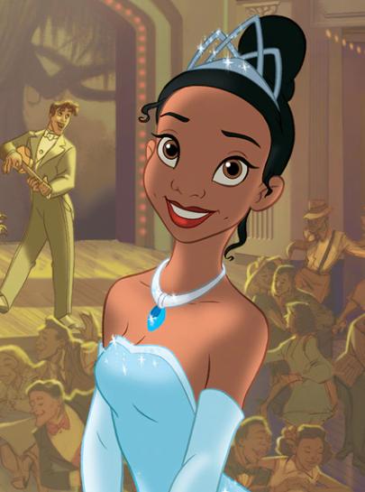 Tiana, Princess and the Frog