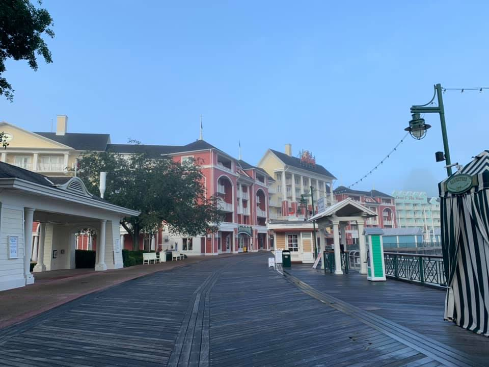Boardwalk Inn and Villas