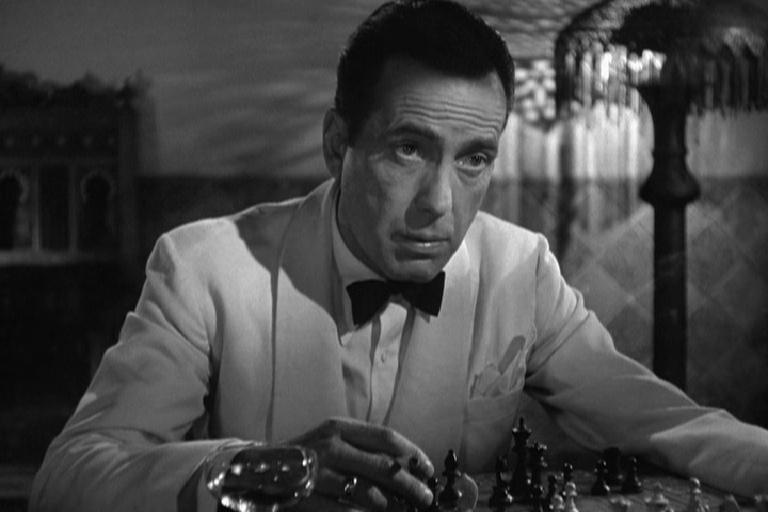 Casablanca, Humphrey Bogart