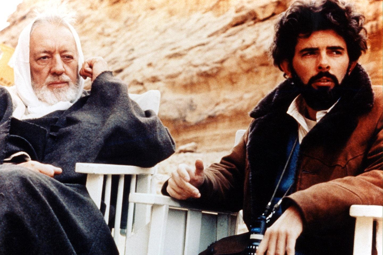 Alec Guinness George Lucas Star Wars