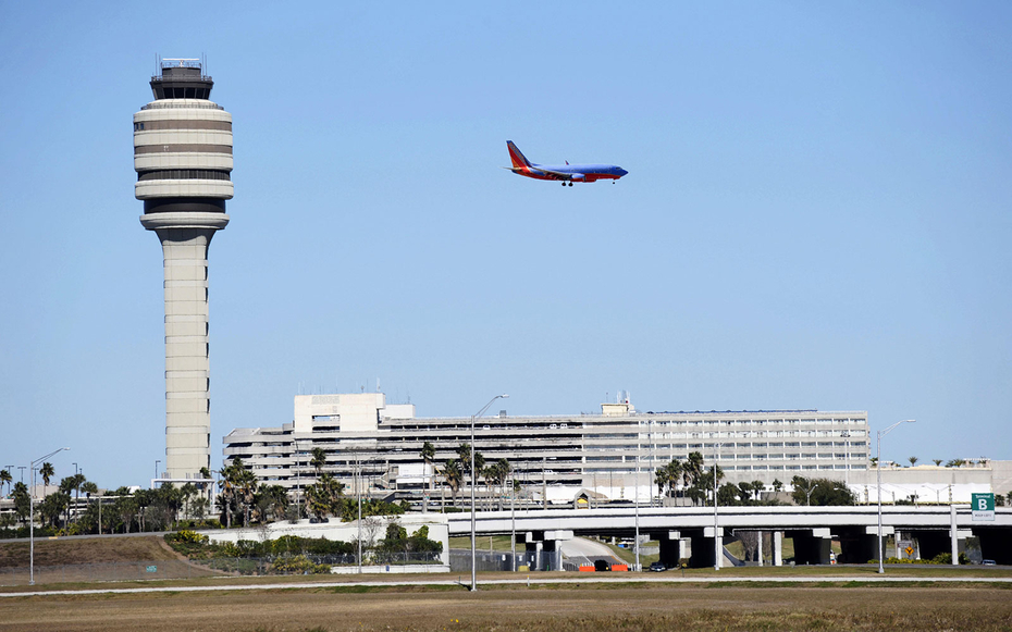 MCO, Holiday Weekend Travel