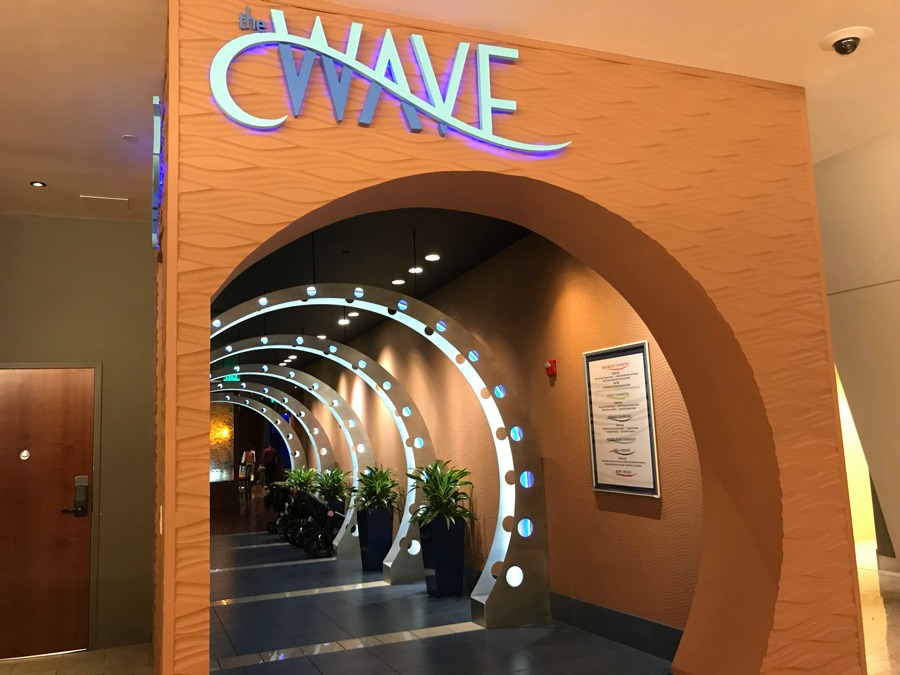 The wave Contemporary