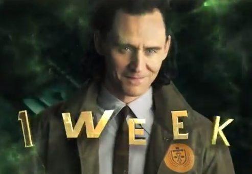 1 week to Loki