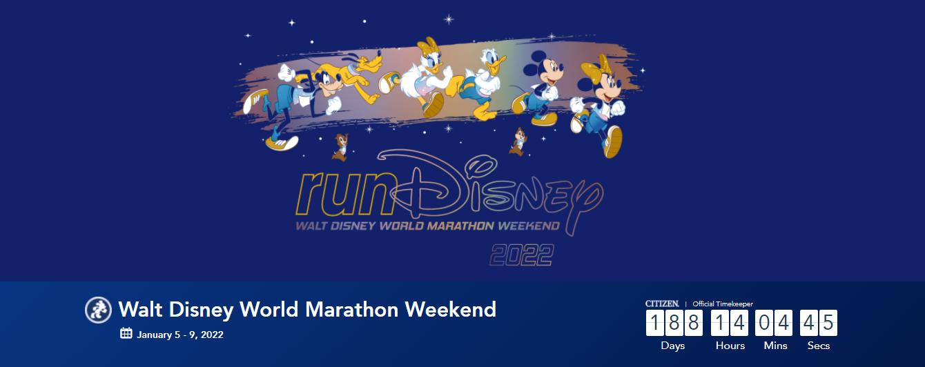 runDisney Disney World
