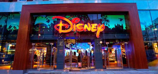 Disney Store Oxford Street