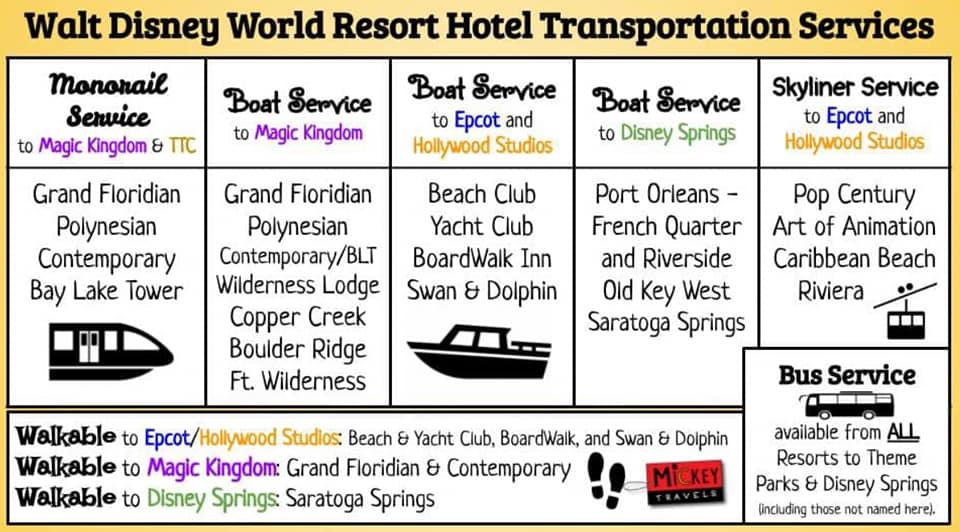 Transportation Graphic
