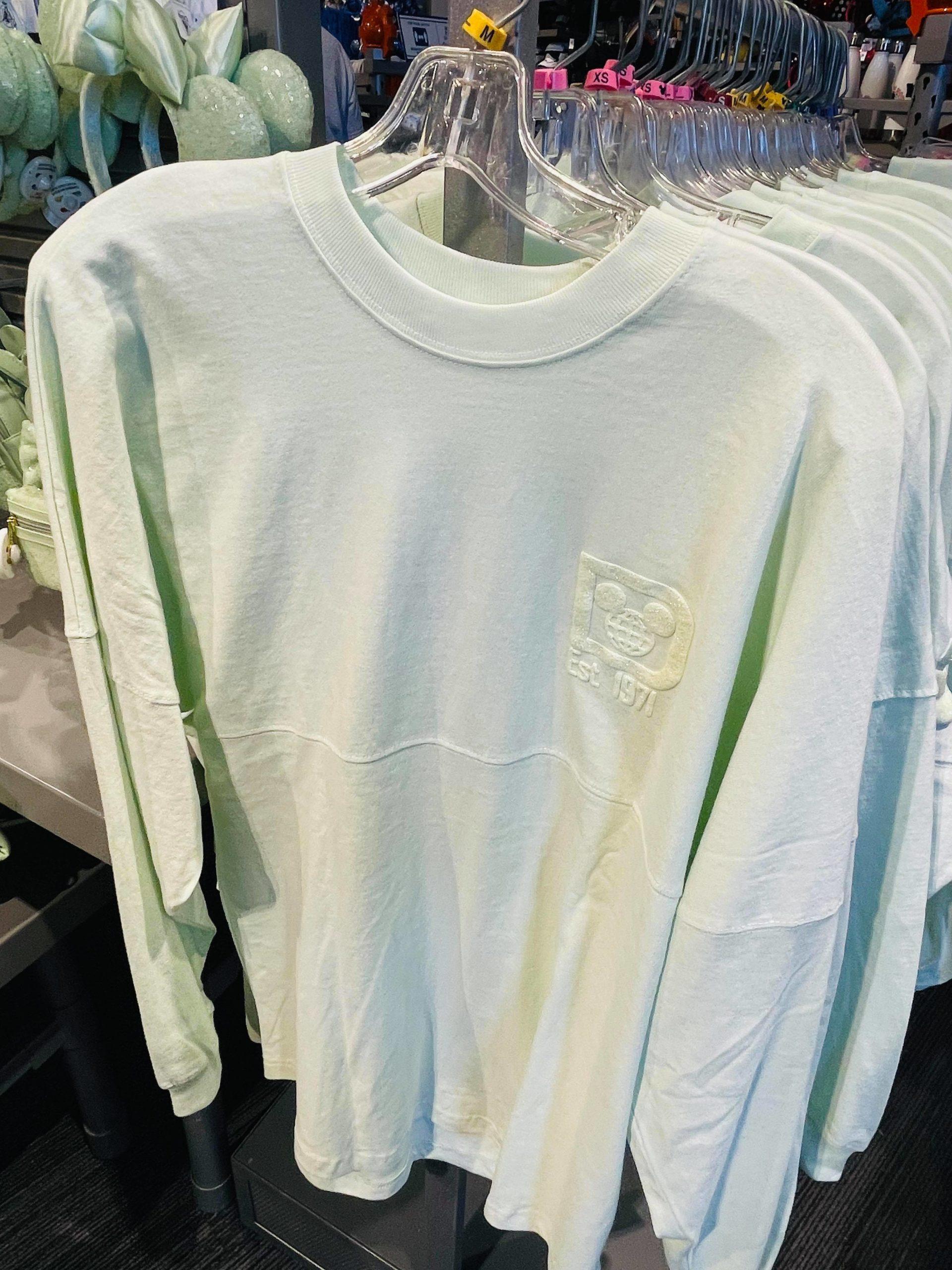 Mint Green spirit Jersey