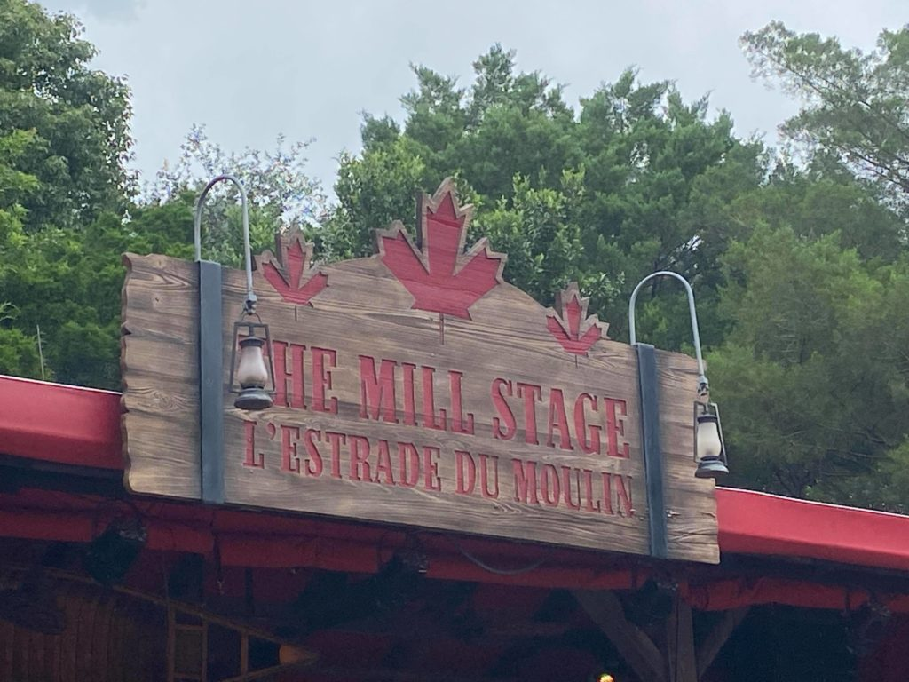 Mill Stage, Canada