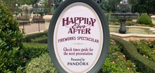 happily ever after signage