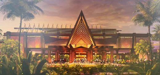 Polynesian construction