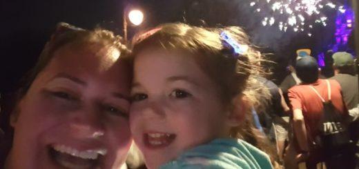 fireworks with kids
