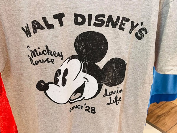 walt disney's mickey tshirt