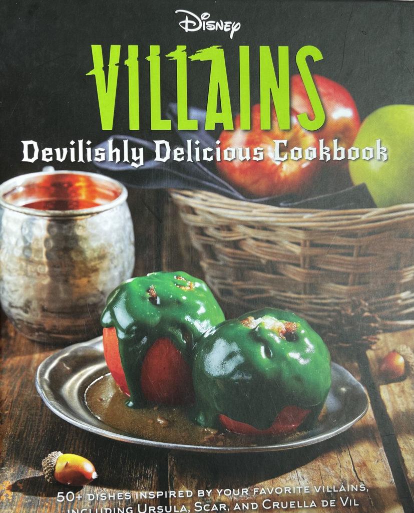 villains cookbook