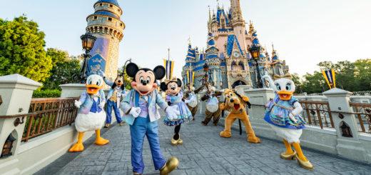Disney World group