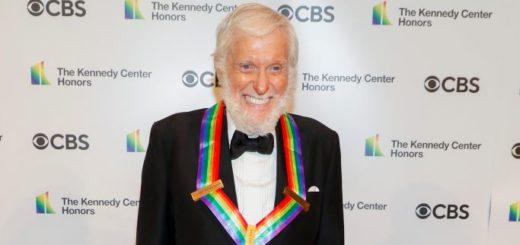 Dick Van Dyke red carpet Kennedy Center Honors 2021