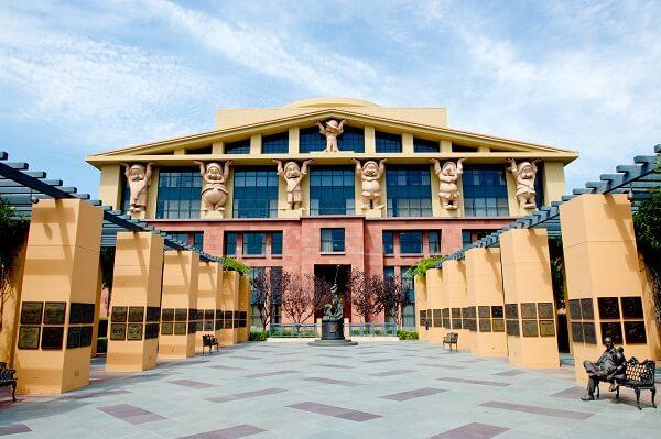 Disney Headquaters
