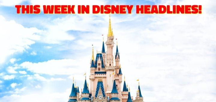 Disney headlines